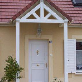 Entrance canopy GIPEN